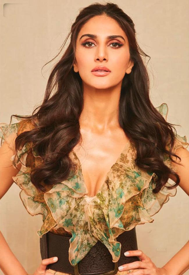 Vani Kapoor Latest Photoshoot