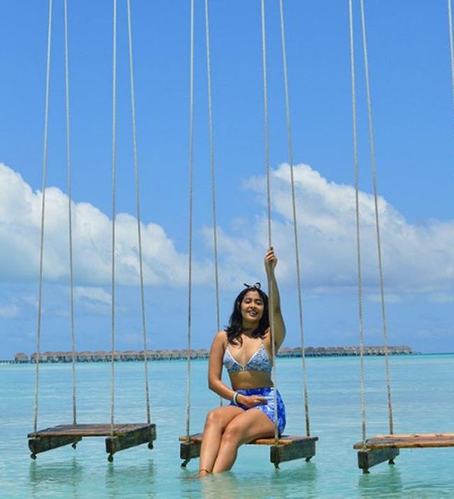 Nikita Sharma Beauty Stills