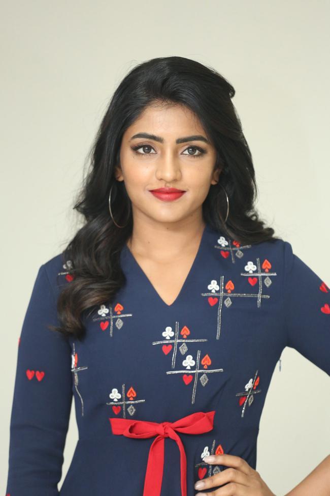Eesha rebha interview Pics