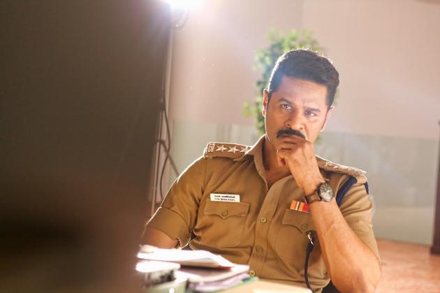 Krishna Manohar IPS Movie Stills