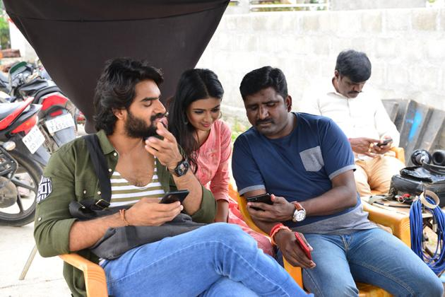 90ml Movie Working Stills