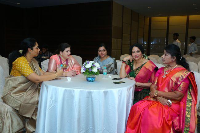 Superstar Krishna Nephew wedding Reception