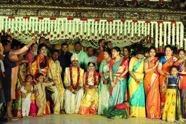 Manali Rathod Wedding Photos