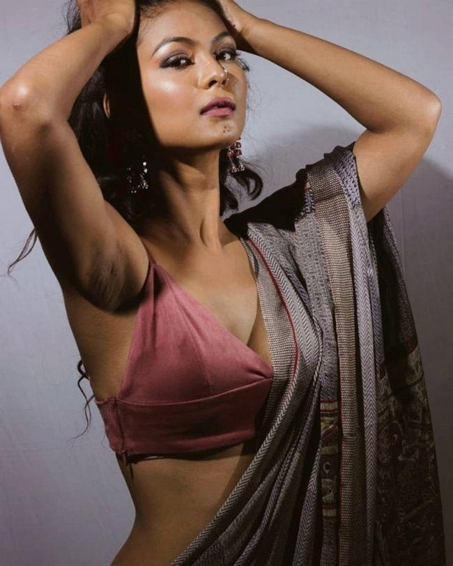 Aditi Myakal Mesmerising Photoshoot
