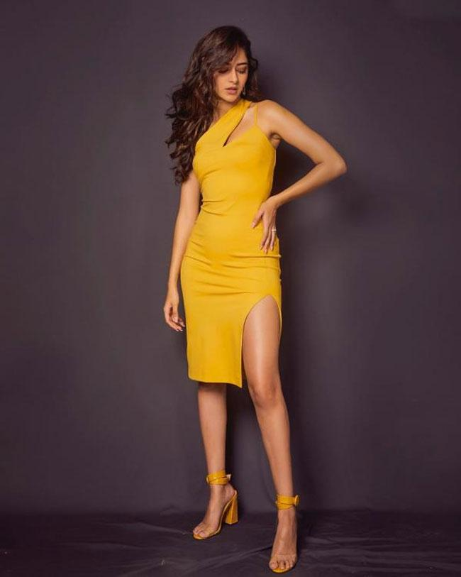 Ananya Pandey Latest Clicks