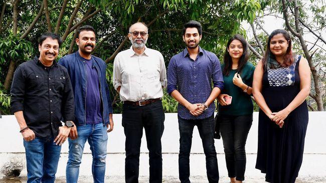 Suresh Babu Launched Choosi Choodangaane Trailer