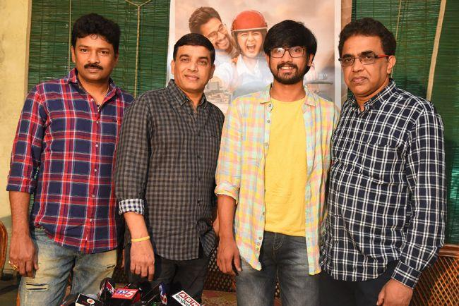 Iddari Lokam Okate Movie Press Meet