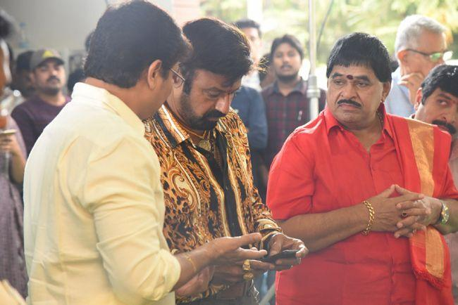 Balakrishna 106 Movie Opening