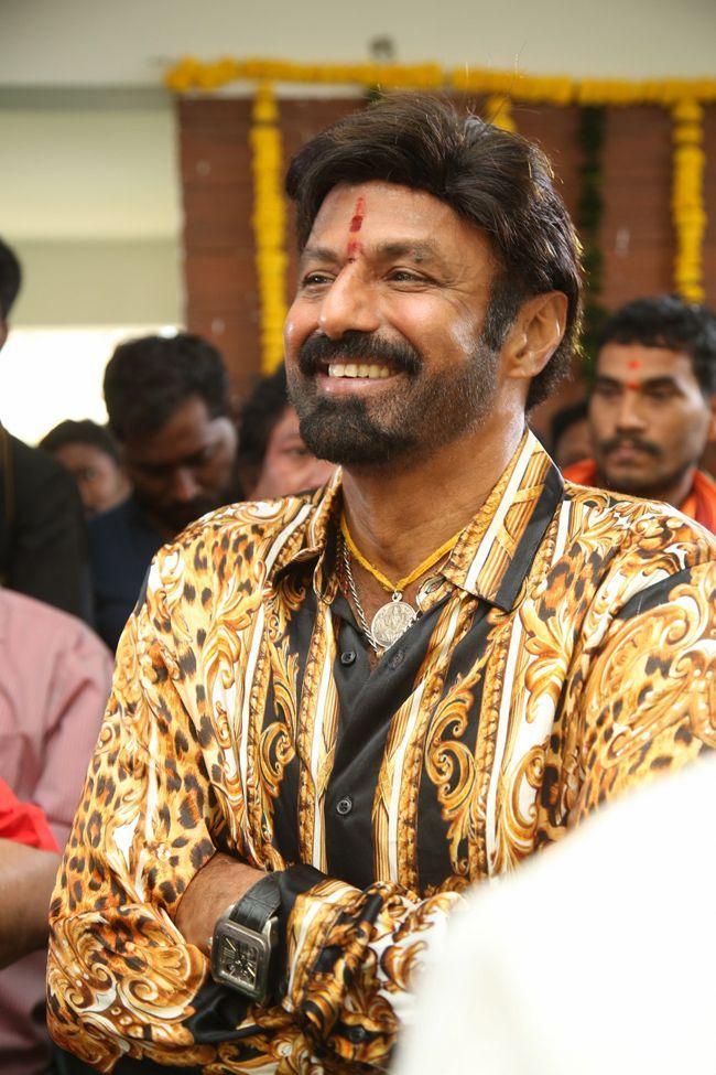Balakrishna 106 Movie Opening