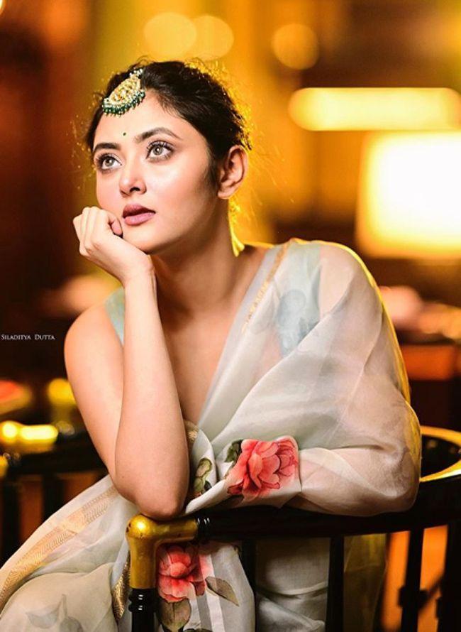 Megha Chowdary Charming Pics