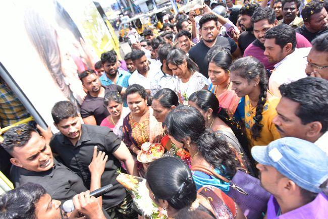 Prathiroju Pandagey Vizag Bus Tour Photos