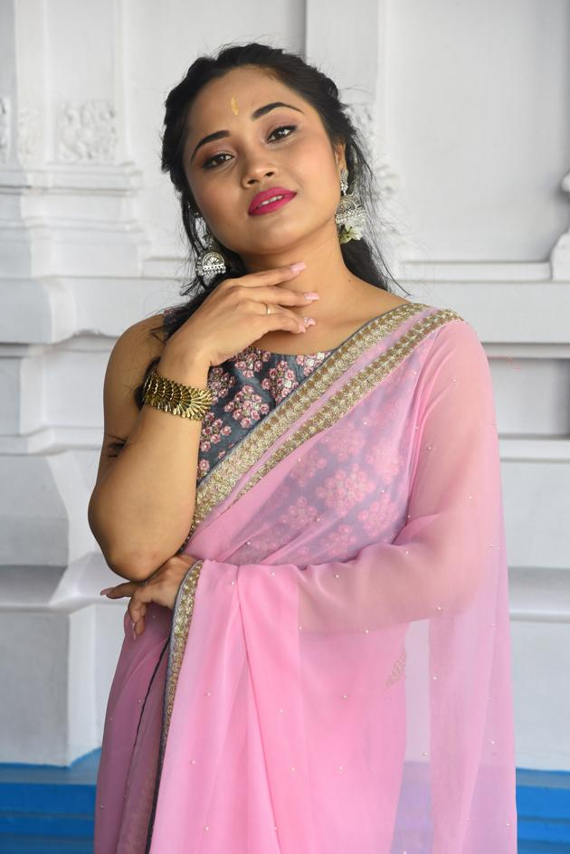 Pinky Moni Saikia New Pics