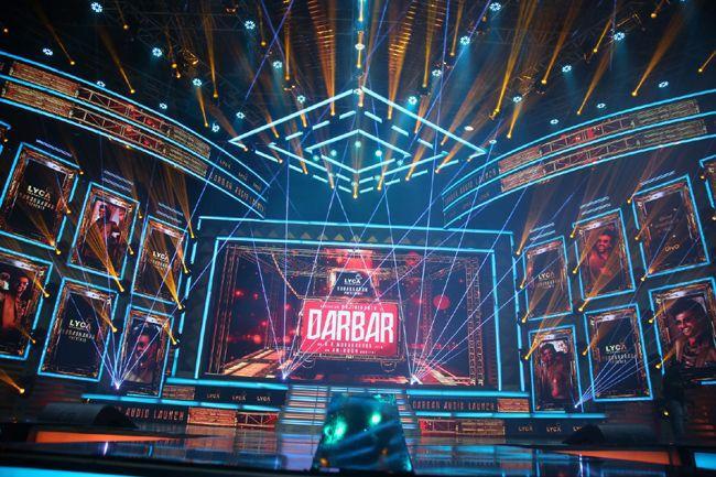 Darbar Audio Launch All Stills