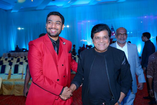Celebs at Syed Javed Ali Wedding Reception Photos