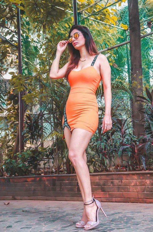 Heena Panchal Latest Photoshoot
