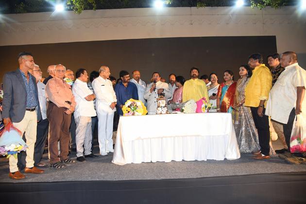 Producer C kalyan Birthday celebrations Photos