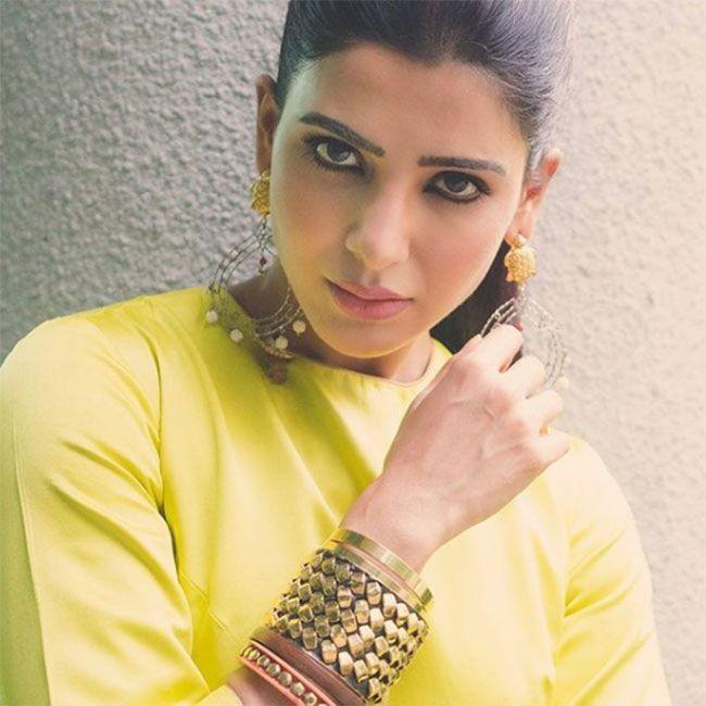 Samantha Akkineni Amazing Photoshoot
