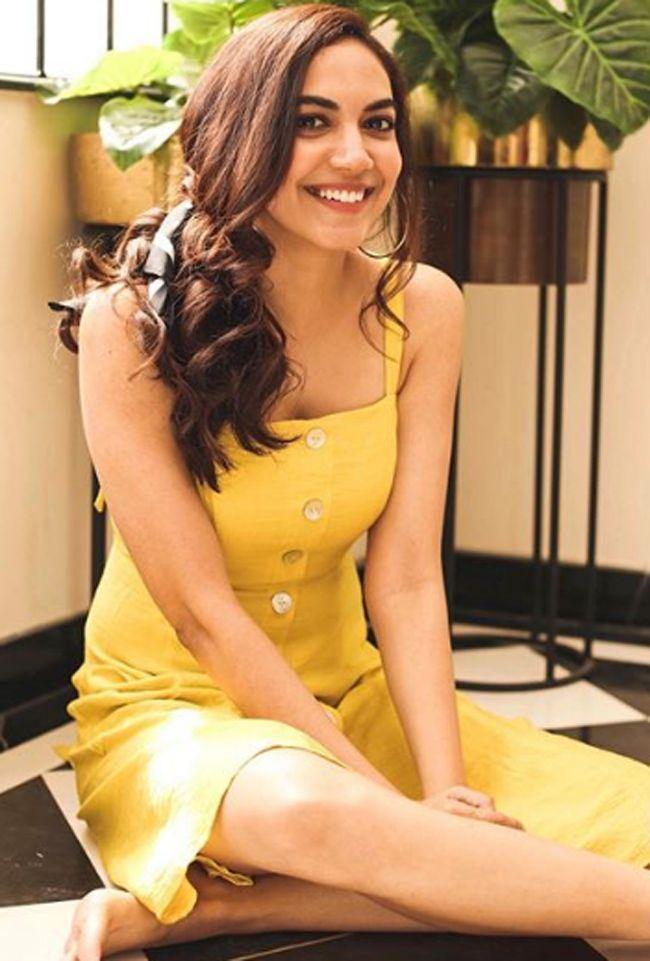 Ritu Varma Latest Adorable Pics