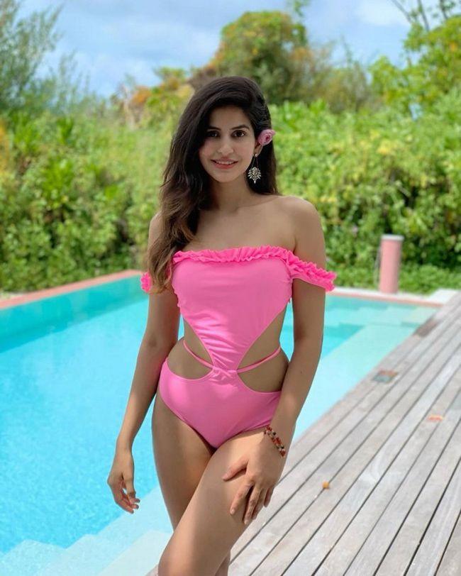 Sakshi Malik Stunning Beauty Pics