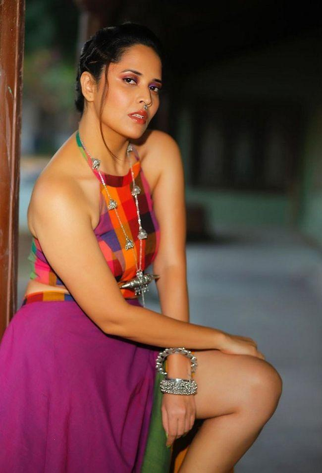 Anasuya Bharadwaj Latest Stills