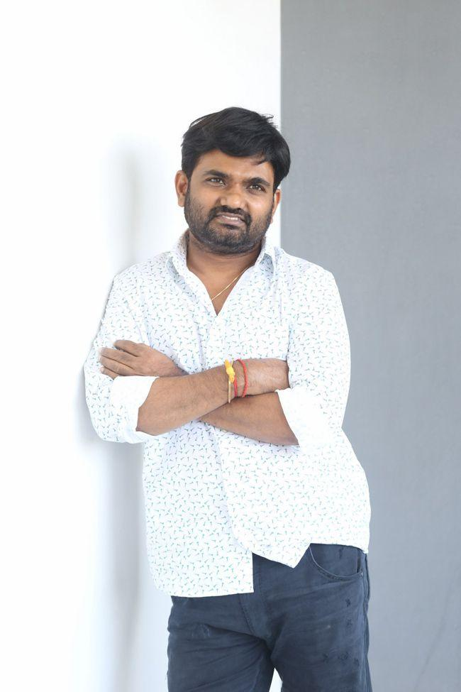 Director Maruthi Interview Pics