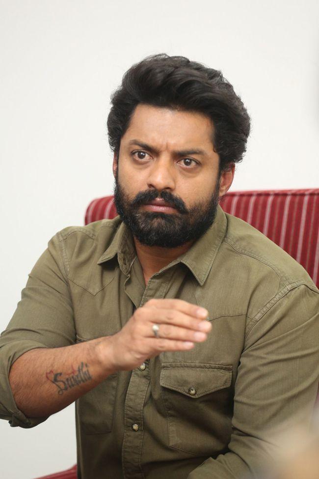 Nandamuri Kalyan Ram Interview Pics