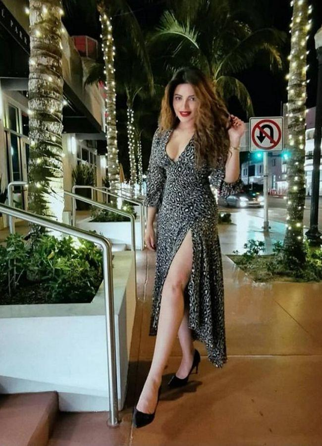 Glamours Beauty Shama Sikander Clicks