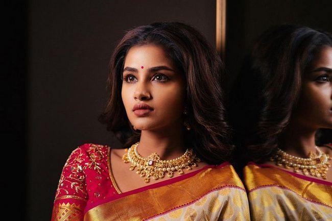 Anupama Parameswaran Amazing Looks