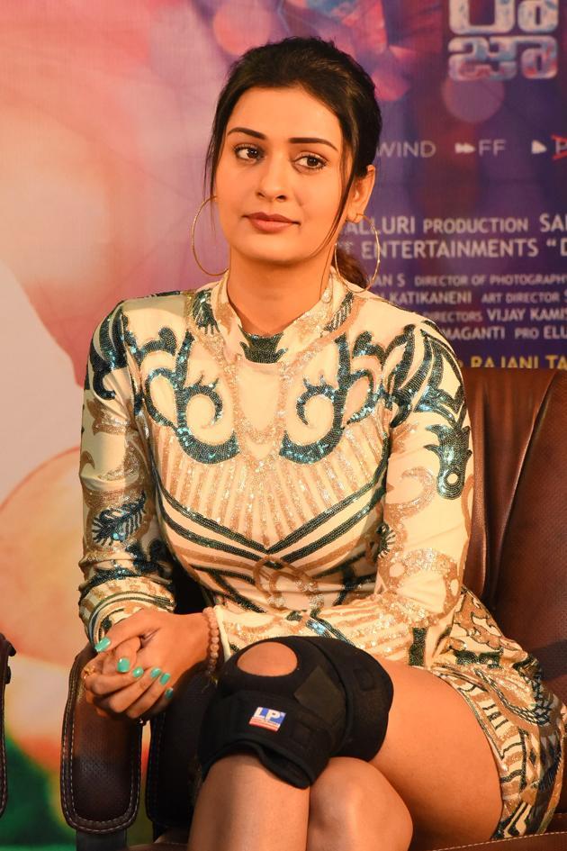 Disco Raja Movie Press Meet Photos