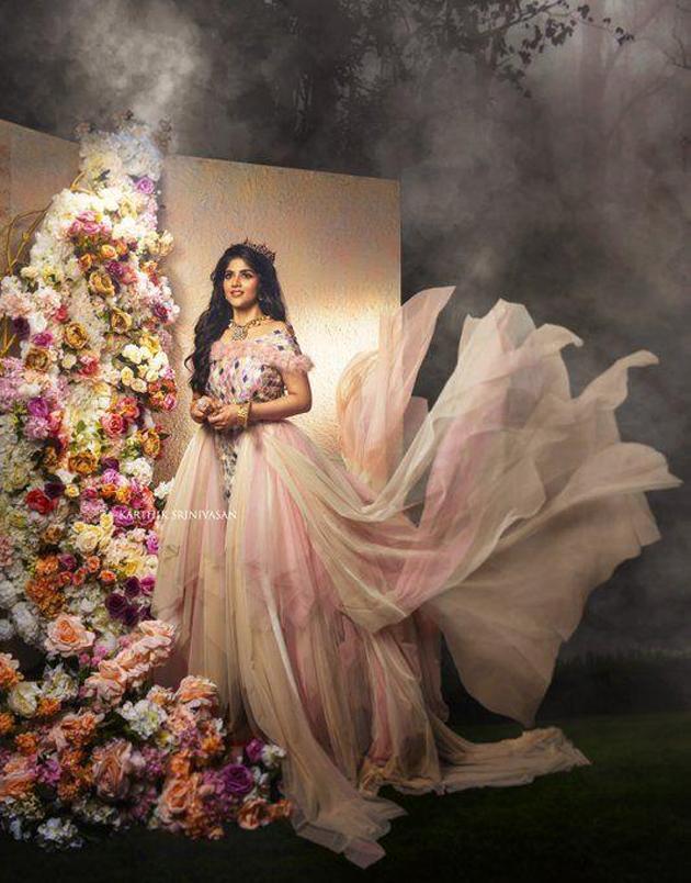 Celebs In Royal Looks For Calendar Shoot