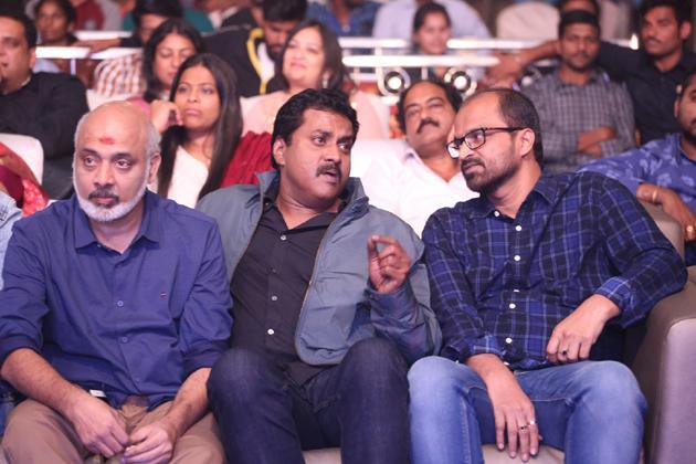 Disco Raja Moive Pre Release Event Photos