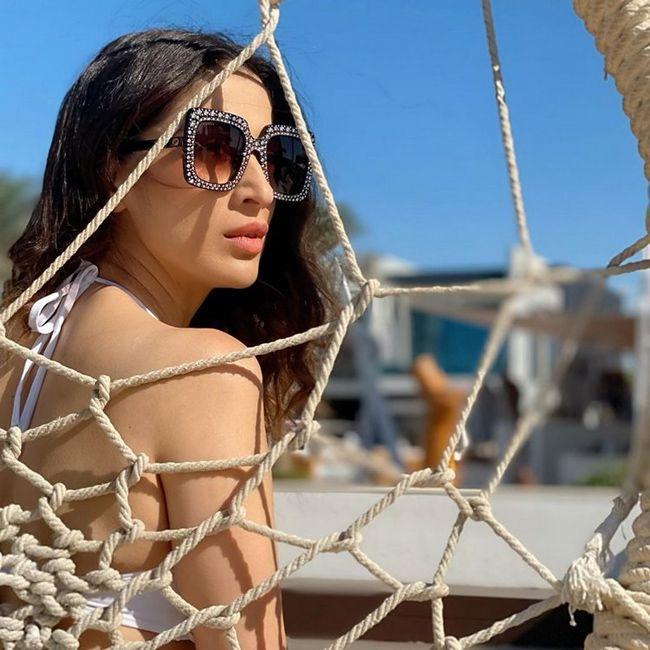 Raai Laxmi Sizzling Looks