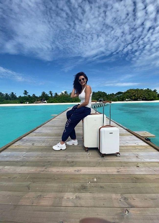 Karishma Tanna Captivating Clicks