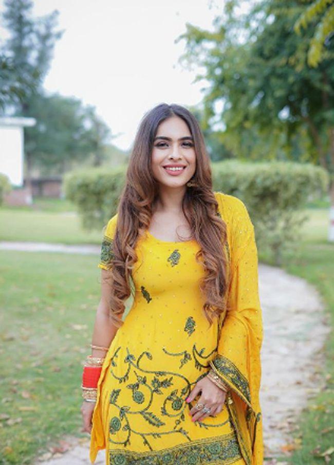 Neha Malik Captivating Looks