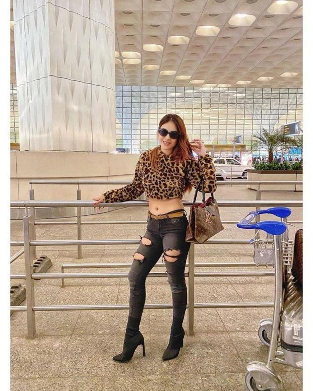 Neha Malik New PhotoShoot