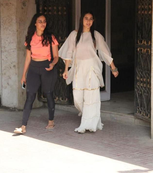 Sara Ali Khan Latest Pictures