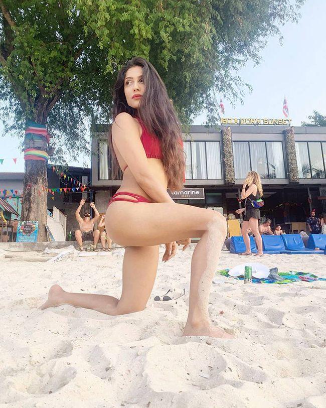 Ishita Raj Sharma Holiday Pictures