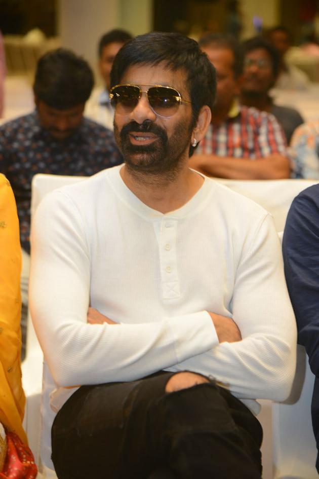 Disco Raja Movie Success Meet Photos