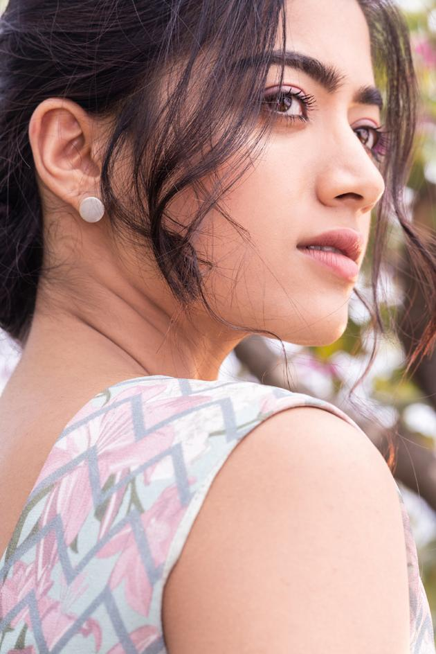 Rashmika Mandanna Latest Photo Shoot