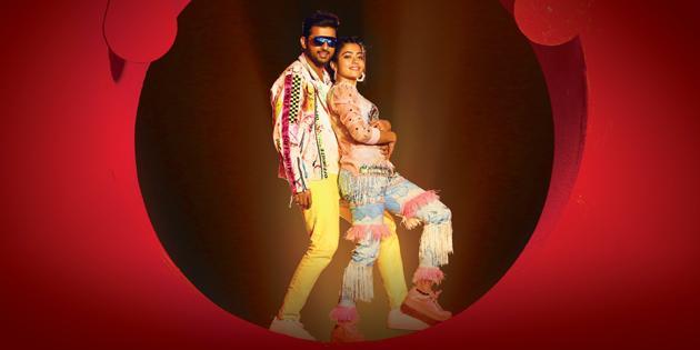 Nithin Bheeshma Movie Latest Photos