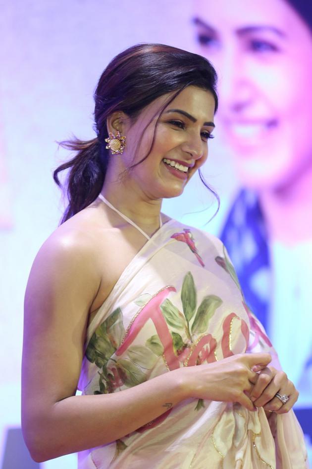 Jaanu Movie Thanks Meet Photos