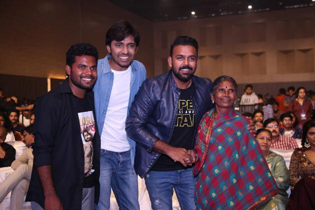 World Famous Lover Movie Pre Release Event Photos