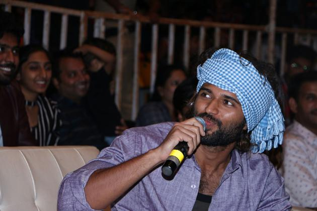 World Famous Lover Movie Pre Release event at vizag Photos