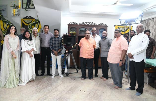 Naga Shaurya New Movie Launch Photos