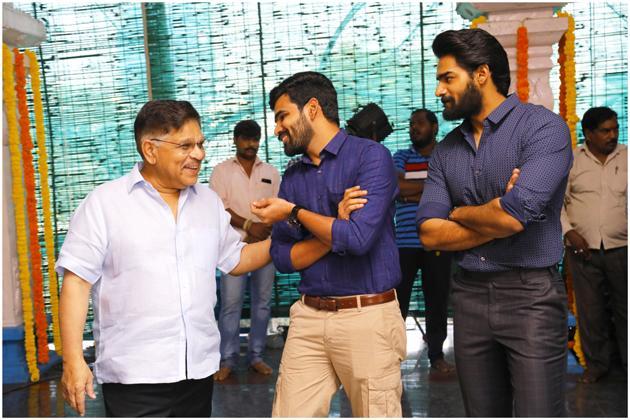 Chaavu Kaburu Challaga Movie Launch Pics