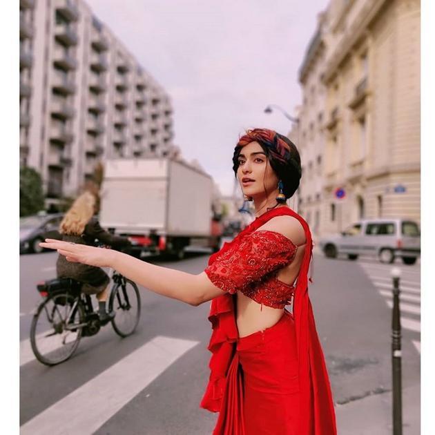Adah Sharma Glamourous Photo Shoot