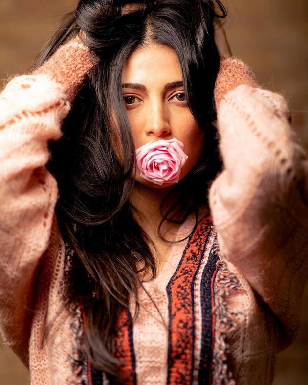 Shruti Haasan Latest Photo Shoot