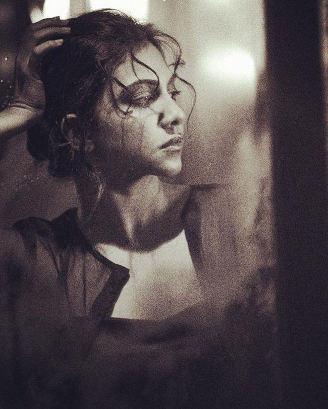 Madonna Sebastian Looking Beautiful