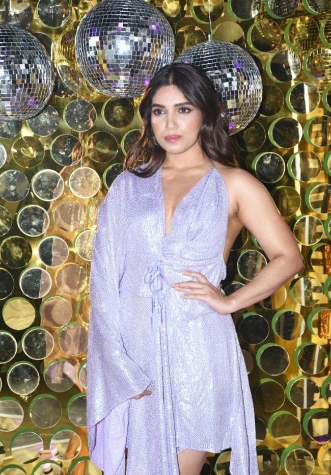 Vidya Balan Sunny Leone Bhumi Pednekar At Daboo Ratnani Calendar Launch