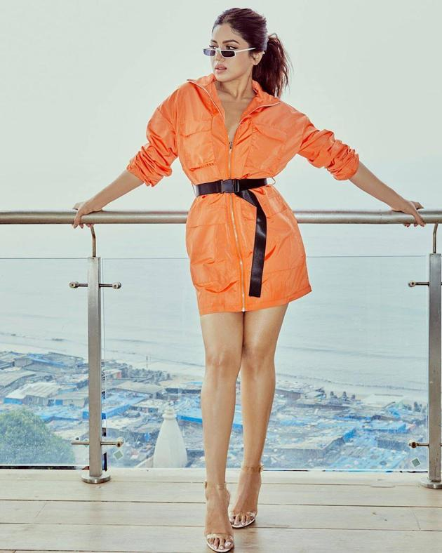 Bhumi Pednekar Glamourous pics